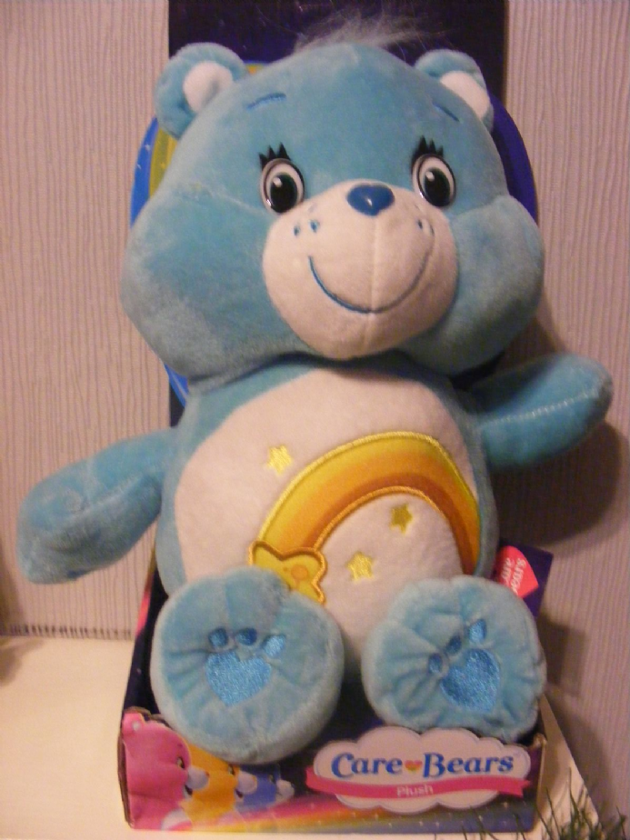 Brand New & Boxed Wish Care Bear